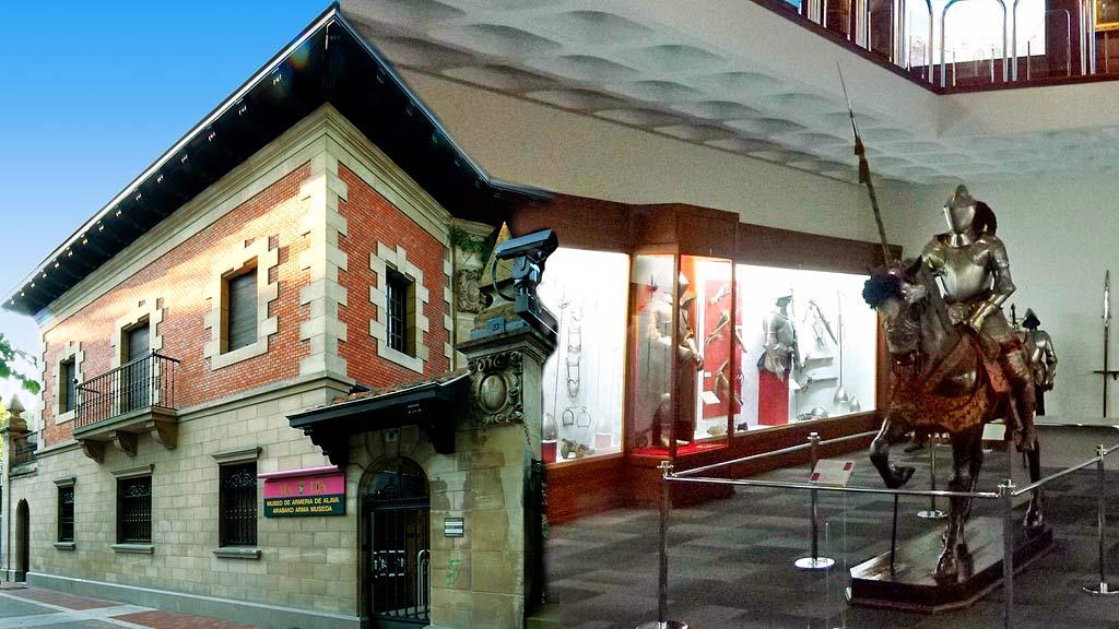 Museo de Armería vitoria-gasteiz