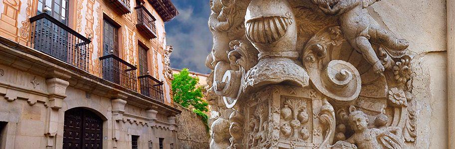 Turismo - Palacio del Marqués de la Alameda