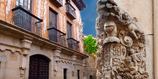 Turismoa - Alamedako Markesaren etxea