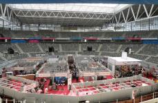 Feria en el Buesa Arena