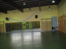 Gimnasio del C.C. Iparralde