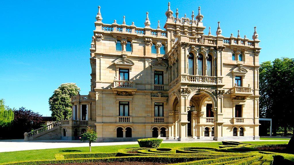 Turismo - Palacio Augustin Zulueta