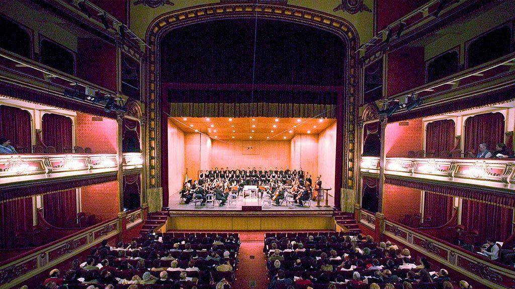 Turismo - Teatro principal