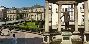 Turismoa - Probintzia jauregia