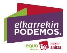 Logo del Grupo Municipal Elkarrekin Vitoria-Gasteiz