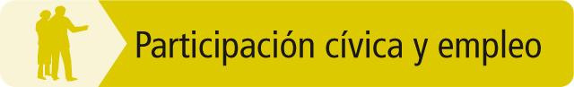 Imagen área de intervención Participación cívica y empleo
