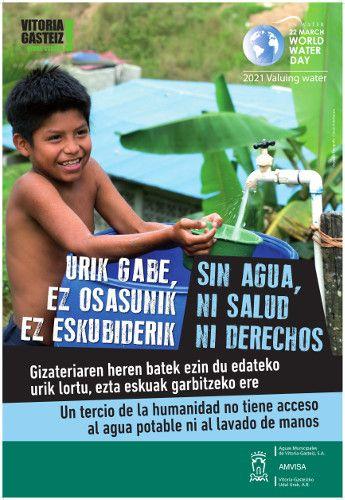 Día del agua 2021