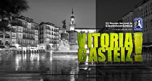 Imagen oficial de la XV Reunión Nacional de Electrocerámica
