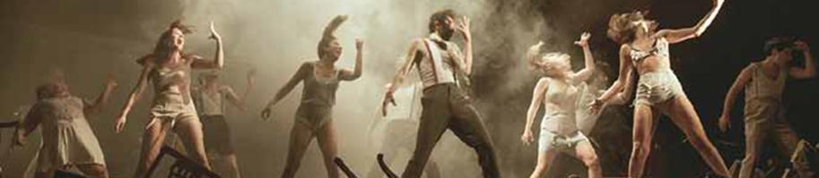 danzad malditos espectáculo