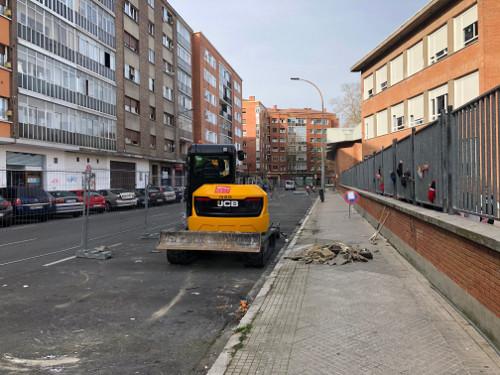 calle Peru previa a la reforma de 2019