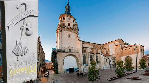 Sitio Web Del Ayuntamiento De Vitoria Gasteiz Camino De Santiago Turismo En Vitoria Gasteiz