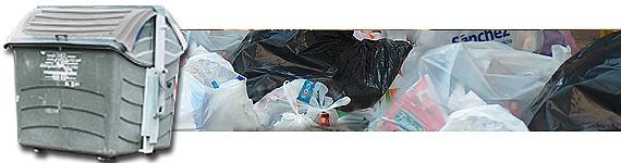 bolsas de basuras