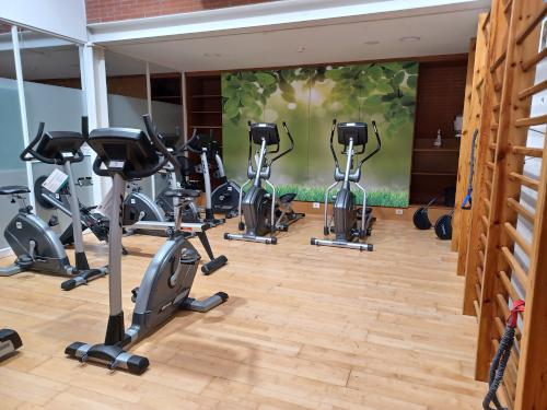 sala de ejercicios Lakua