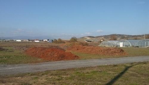 Campa del proyecto Agrocompostaje Basaldea