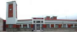 Imagen del Centro Cívico Iparralde, inaugurado en 1989.