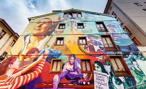Sitio Web Del Ayuntamiento De Vitoria Gasteiz Ruta De Los Murales