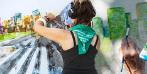 Certamen de pintura al aire libre 147x74