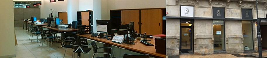 Oficina de San Antonio