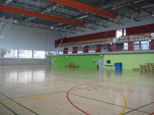 CANCHA POLIDEPORTIVA DEL POL. SAN ANDRES