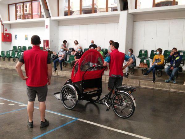 Curso de iniciación al uso de los triciclos