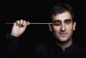 Carlos Garcés, director de orquesta