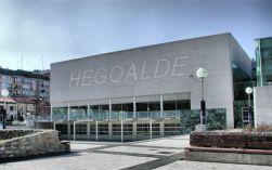 Imagen del Centro Cívico Hegoalde inaugurado en 1998.