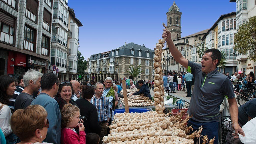 Turismo - Mercado ajos
