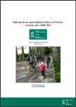 Informes de siniestralidad ciclista en Vitoria-Gasteiz