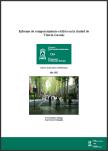Informe de comportamiento ciclista en la ciudad de Vitoria-Gasteiz, año 2012