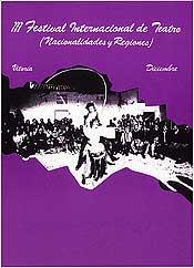 Cartel de promoción del festival del año 1977