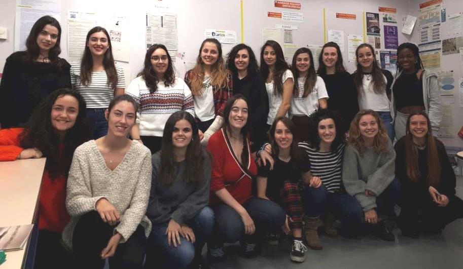 Monitoras Club Idiomas 2018/19
