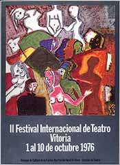 Cartel de promoción del festival del año 1976