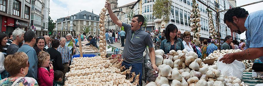 Mercado de los ajos