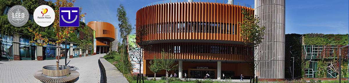 Palacio de Congresos Europa - Premios y certificaciones