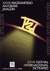 Cartel de promoción del festival del año 2002