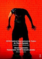 Cartel de promoción del festival del año 2003