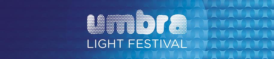 Banner del Umbra Light Festival