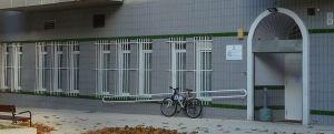 Imagen de la fachada del Centros Sociocultural de Mayores Sansomendi