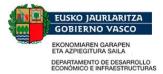 Logo Gobierno Vasco Departamento de Desarrollo Económico e Infraestructuras