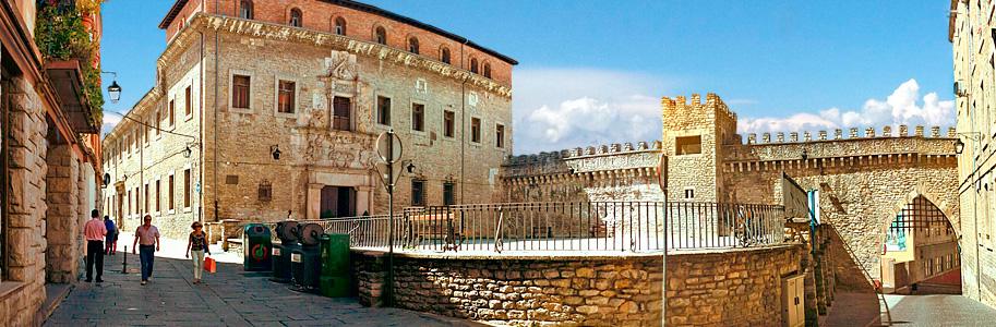 El Palacio de Escoriaza-Esquibel