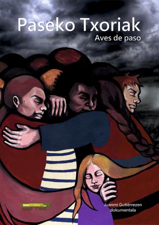 Cartel de la película AVES DE PASO