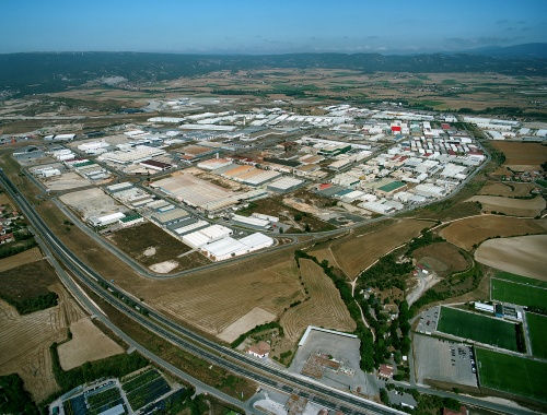 Gilsa from the sky