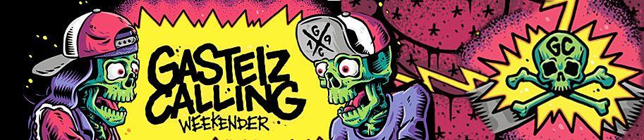 Gasteiz Calling Weekender