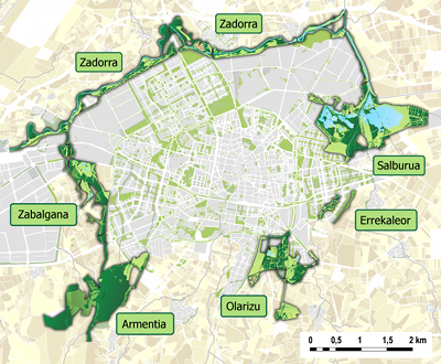 Website of the city of VitoriaGasteiz Green Capital Vitoria