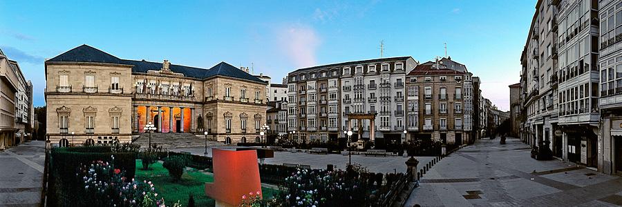 El Palacio de Diputación